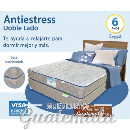 ANTIESTRESS DOBLE LADO QUEEN
