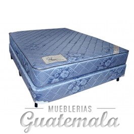 Cama Firme Plus Semi matrimonial