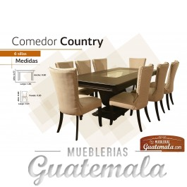 Comedor Country