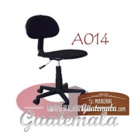 Silla Secretarial A014