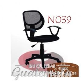 Silla Secretarial N039