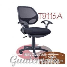 Silla Secretarial T8116A