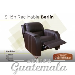 Sillon Reclinable Berlín