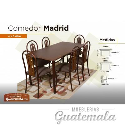 Comedor Madrid