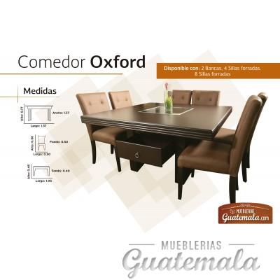 Comedor Oxford c/gaveta