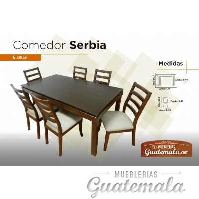 Comedor Serbia