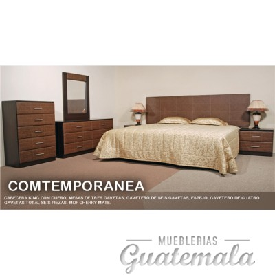 Recamara Contemporanea