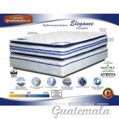 Cama Elegance Orthopedic Doble Pillow king