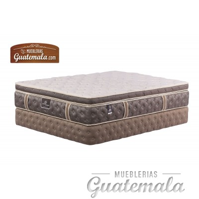 Cama Serta Perfect Sleeper EURO TOP MATRIMONIAL