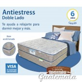 ANTIESTRESS DOBLE LADO MATRIMONIAL