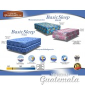 Cama Basic Sleep Firme Matrimonial