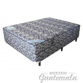Cama Semi ortopedica  JACKARD -King Size