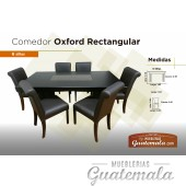 Comedor Oxford Rectangular