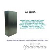 Armario Con Dos Puertas 7332-00091