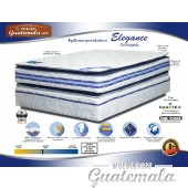 Cama Elegance Orthopedic Doble Pillow Matrimonial