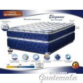 Cama Elegance Semi-Orthopedic Queen