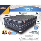 Extraflex Plus 3 en 1 Matrimonial
