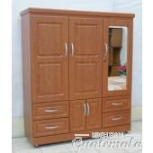 Ropero Doble Persiana 7330-00017