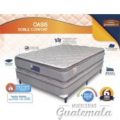 Oasis Doble Confort Matrimonial