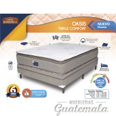 Oasis Triple Confort Imperial