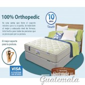 Therapedic 100% Orthopedic Queen