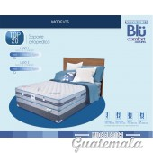 Cama Blucomfort Top 20 - Queen Size Olympia